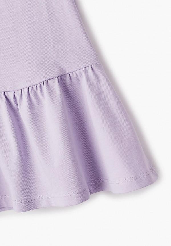 Платья для девочки Sela цвет фиолетовый  Фото 3