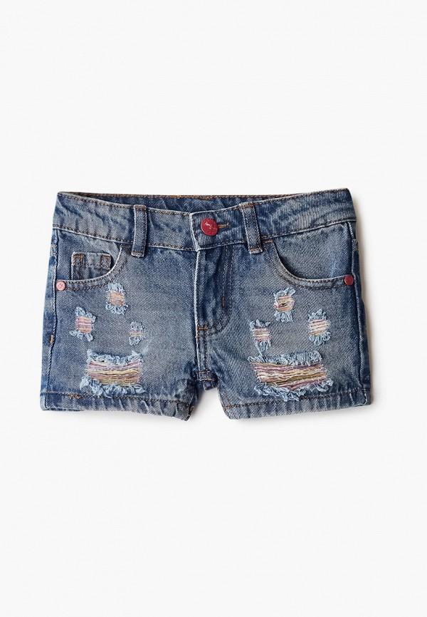 Шорты джинсовые Acoola Acoola  синий фото