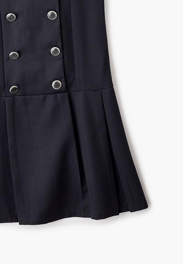 Платья для девочки Karff цвет черный  Фото 3