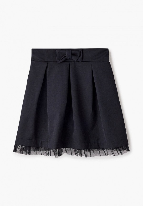 юбка karff для девочки, синяя