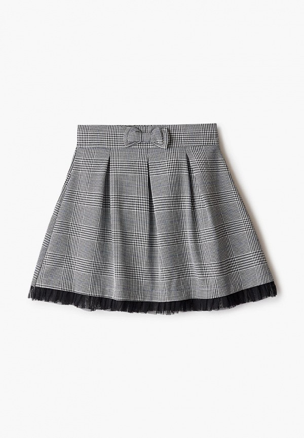 Юбка для девочки Karff цвет серый