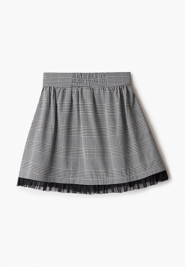 Юбка для девочки Karff цвет серый  Фото 2