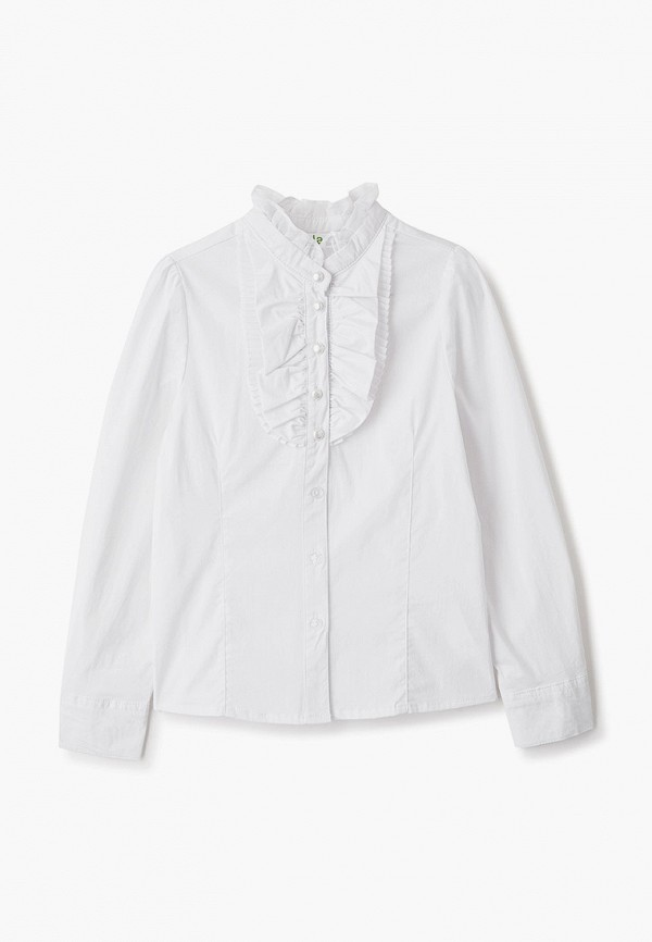 Блуза Sela Sela  белый фото