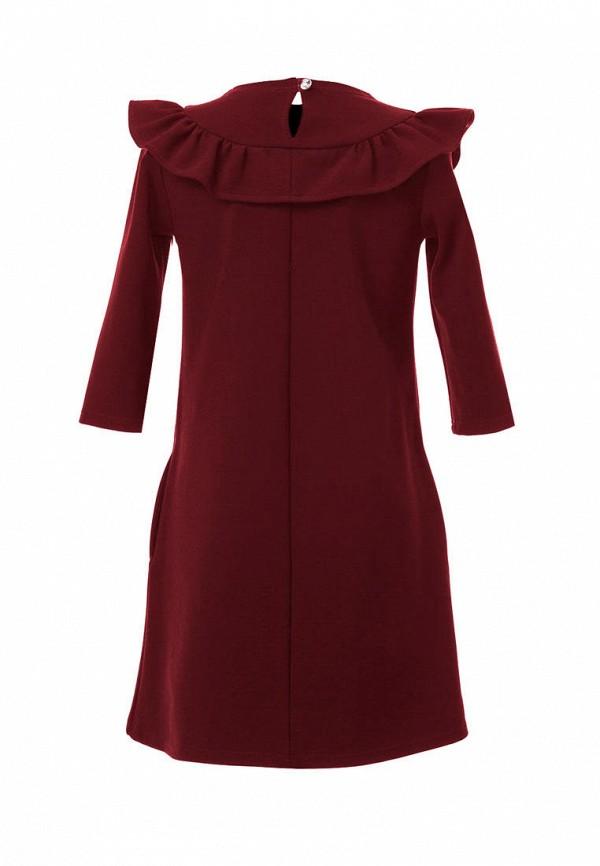Платья для девочки FansyWay цвет бордовый  Фото 2