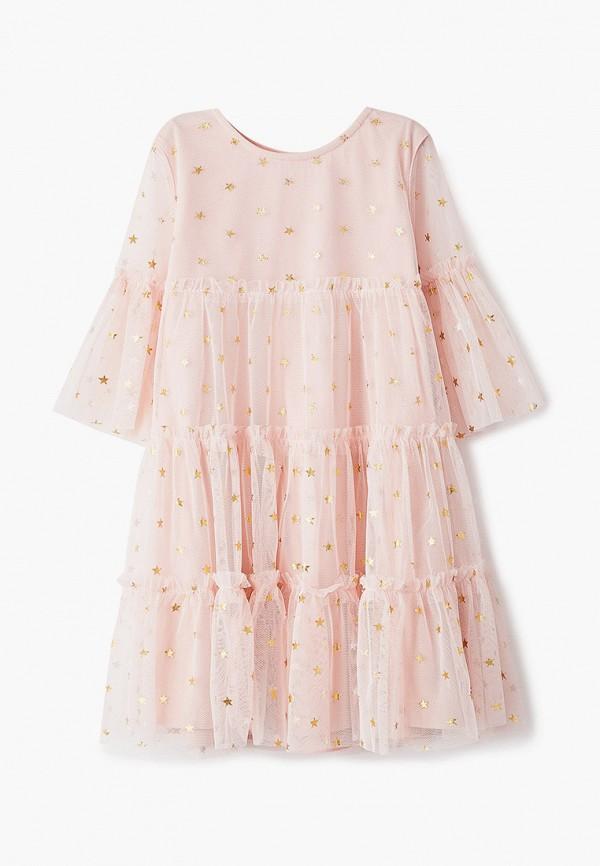 Платья для девочки Mothercare цвет розовый