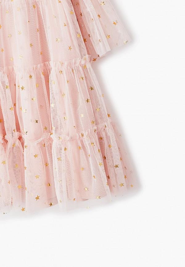 Платья для девочки Mothercare цвет розовый  Фото 3