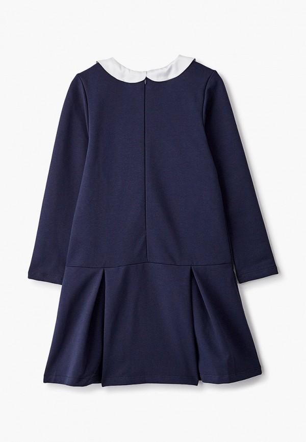 Платья для девочки NinoMio цвет синий  Фото 2