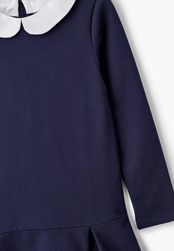 Платья для девочки NinoMio цвет синий  Фото 3