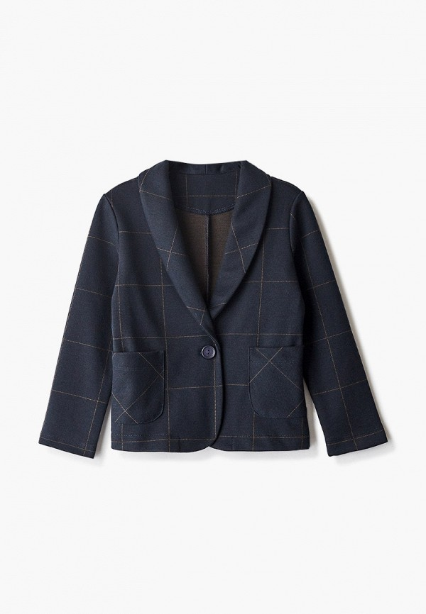 Пиджак для девочки Mark Formelle цвет синий