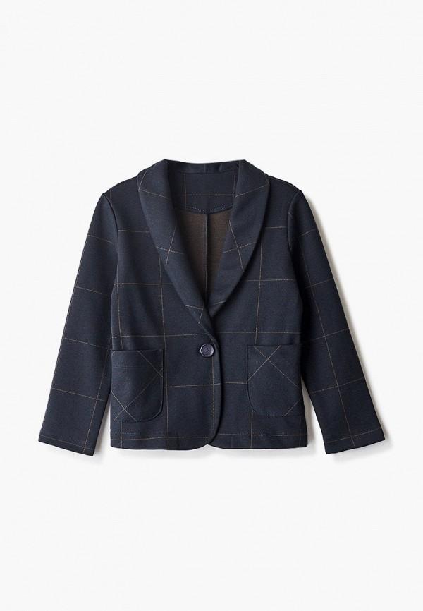 пиджак mark formelle для девочки, синий