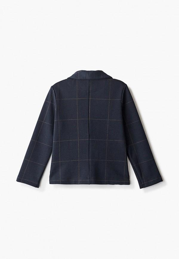 Пиджак для девочки Mark Formelle цвет синий  Фото 2