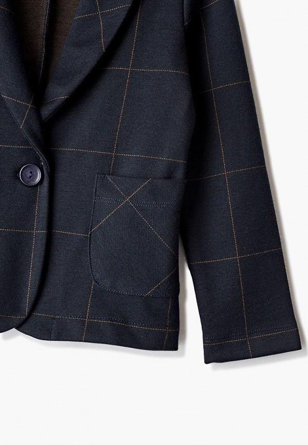 Пиджак для девочки Mark Formelle цвет синий  Фото 3