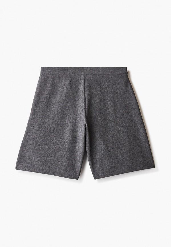 Юбка для девочки-шорты Smena цвет серый  Фото 2
