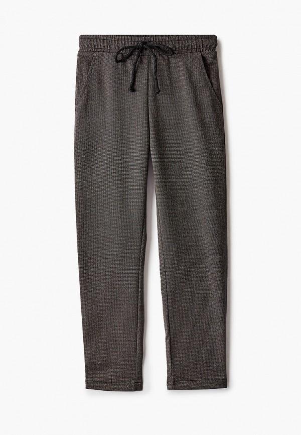 брюки sabotage для девочки, коричневые