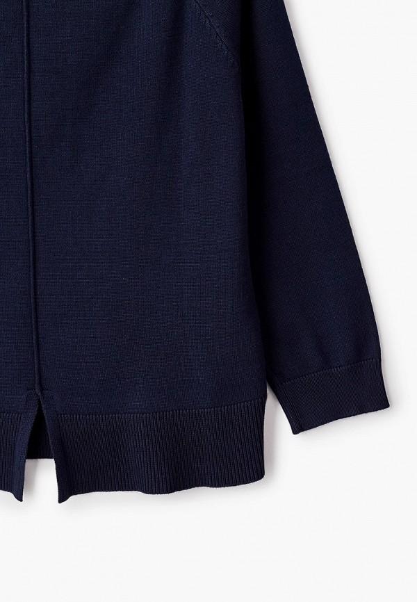 Джемпер для девочки Sela цвет синий  Фото 3