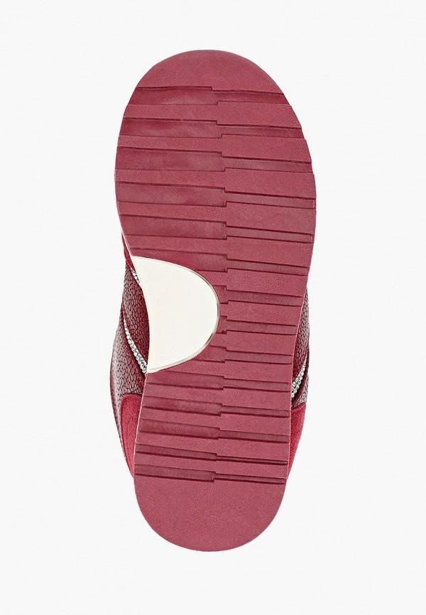 Кроссовки для девочки King Boots цвет бордовый  Фото 5