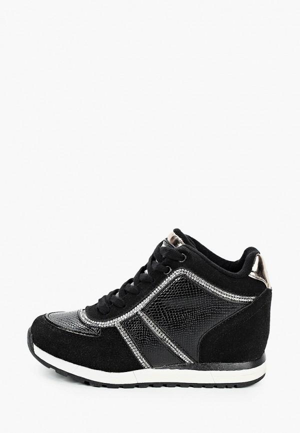 Кроссовки для девочки King Boots цвет черный