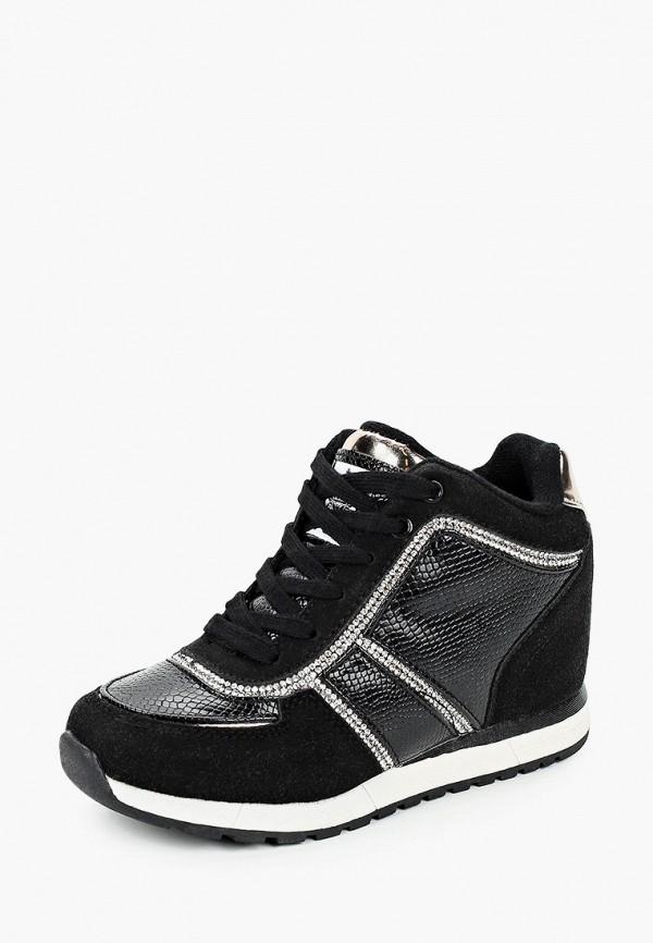 Кроссовки для девочки King Boots цвет черный  Фото 2