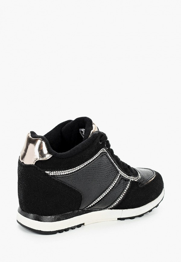 Кроссовки для девочки King Boots цвет черный  Фото 3