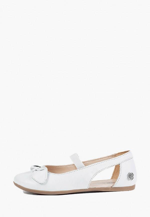 туфли mayoral для девочки, белые