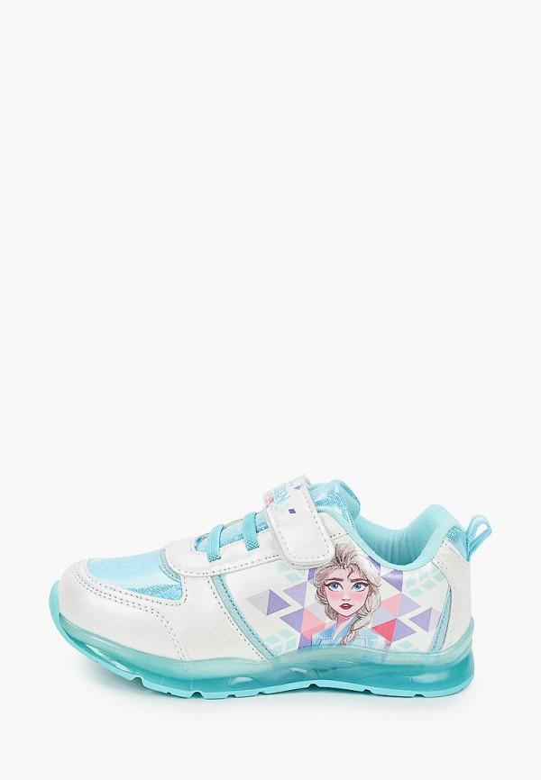 Кроссовки для девочки Disney цвет белый