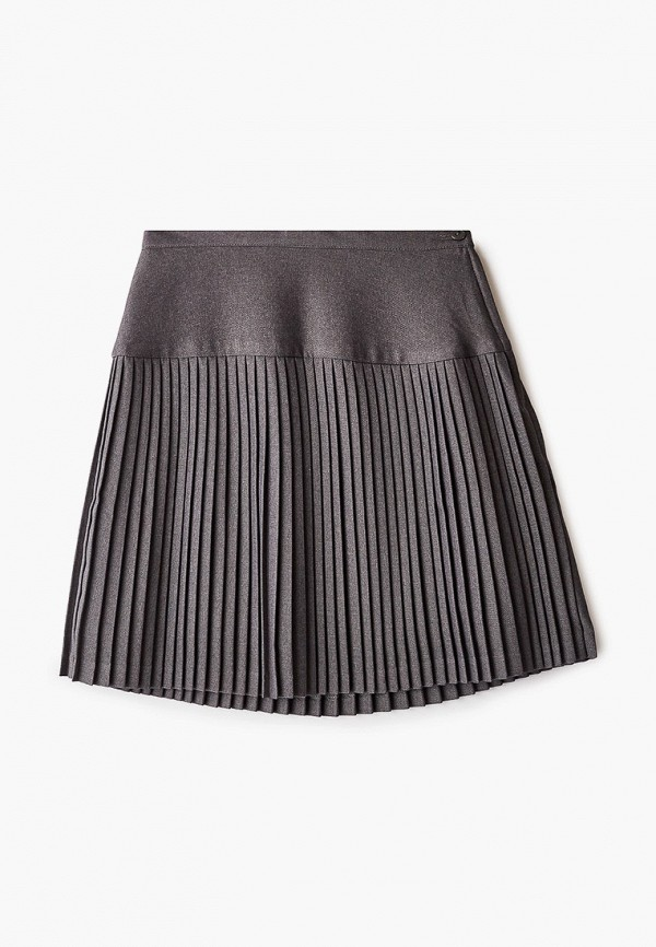 юбка smena для девочки, серая