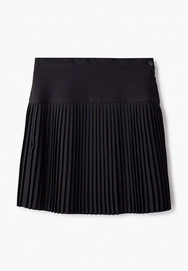 юбка smena для девочки, черная