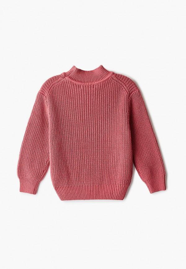 Джемпер для девочки Sela цвет розовый  Фото 2