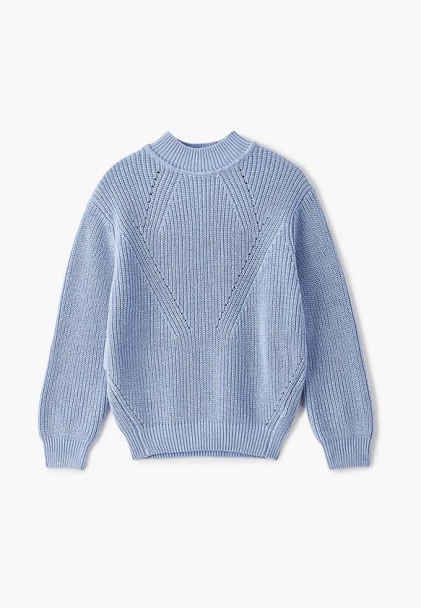 Джемпер для девочки Sela цвет голубой