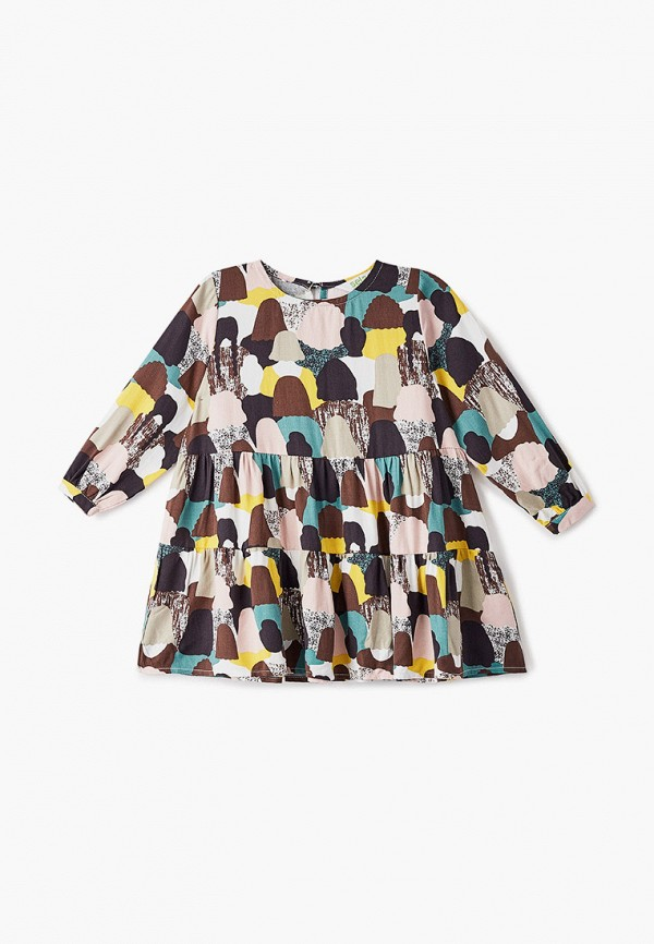 Платья для девочки Sela цвет разноцветный