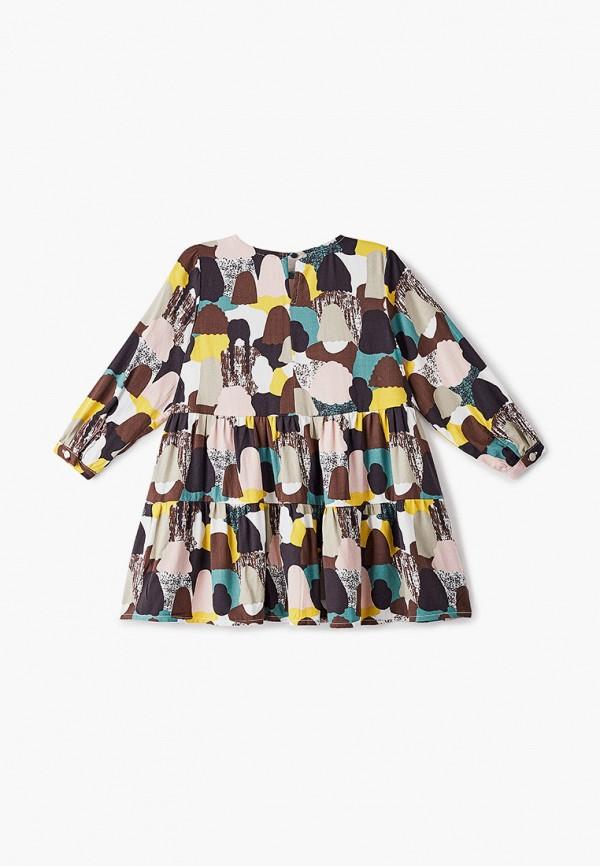 Платья для девочки Sela цвет разноцветный  Фото 2