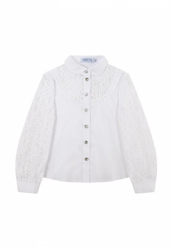 Блуза Smena цвет белый
