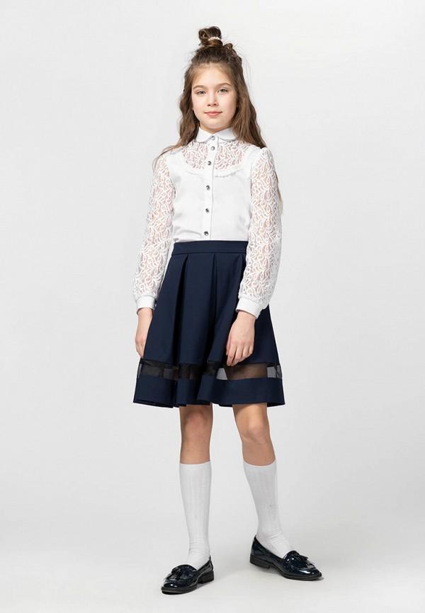 Блуза Smena цвет белый  Фото 4