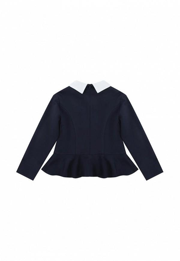 Блуза Smena цвет синий  Фото 2