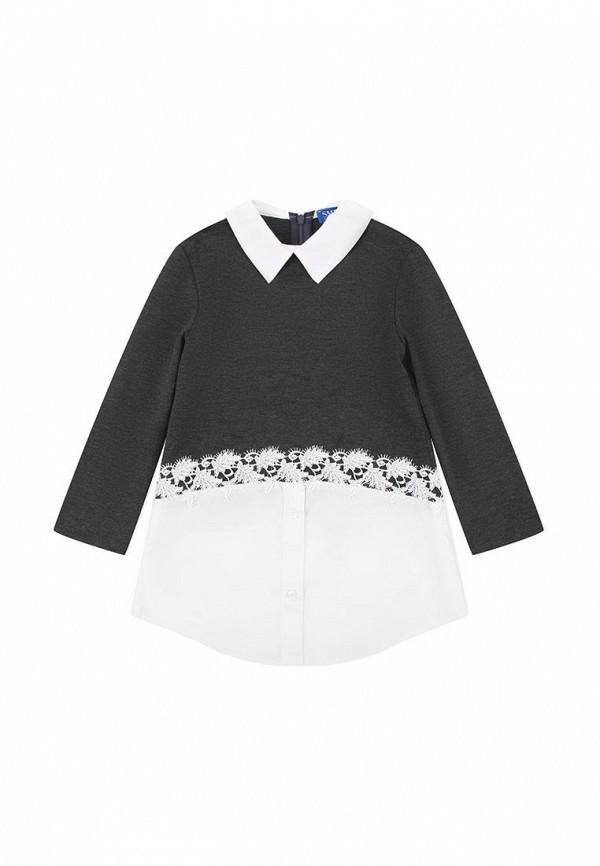 Блуза Smena цвет серый