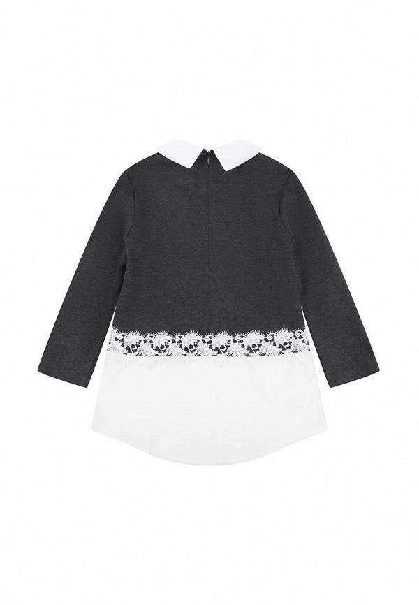 Блуза Smena цвет серый  Фото 2