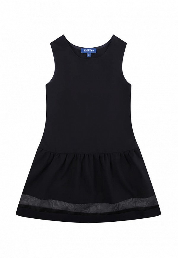 Платья для девочки Smena цвет синий