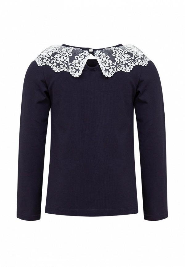 Блуза Красавушка цвет синий  Фото 2