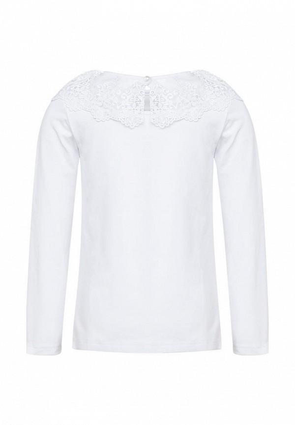 Блуза Красавушка цвет белый  Фото 2