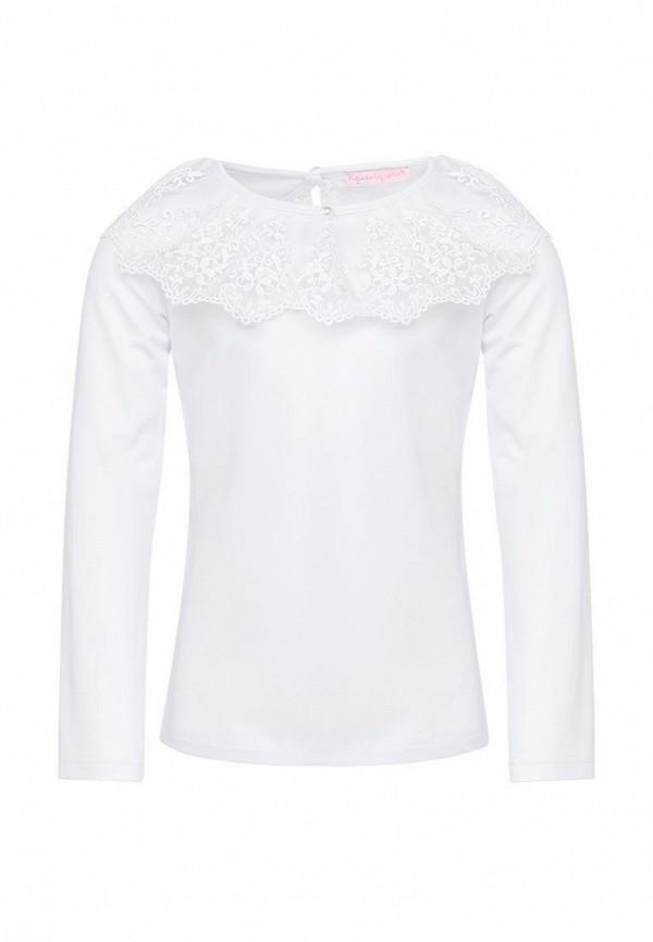 Блуза Красавушка цвет белый