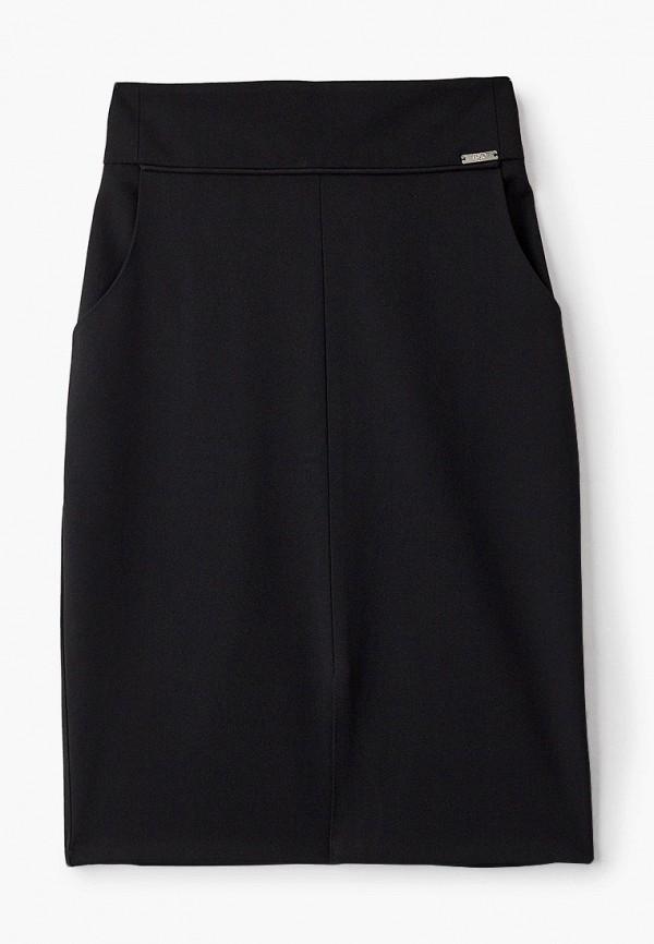 юбка sky lake для девочки, черная