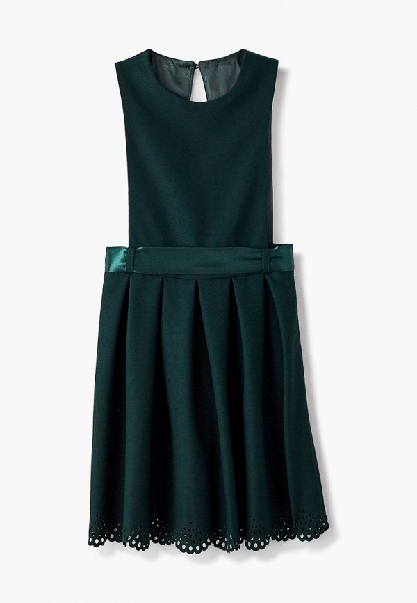 Платья для девочки Sky Lake цвет зеленый
