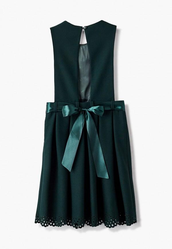 Платья для девочки Sky Lake цвет зеленый  Фото 2
