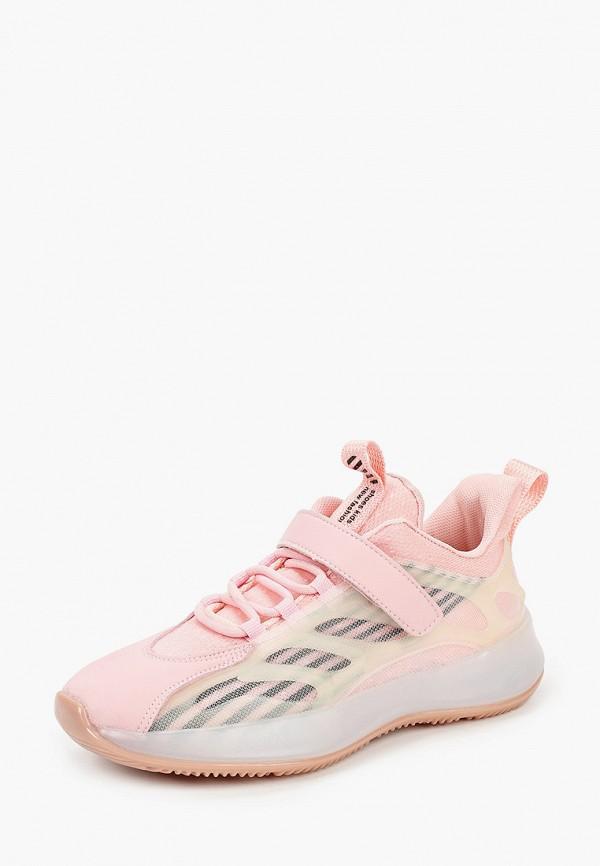 Кроссовки для девочки Капитошка цвет розовый  Фото 2