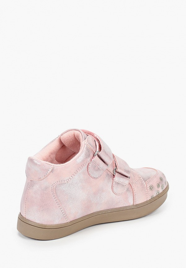 Кеды для девочки Disney цвет розовый  Фото 3
