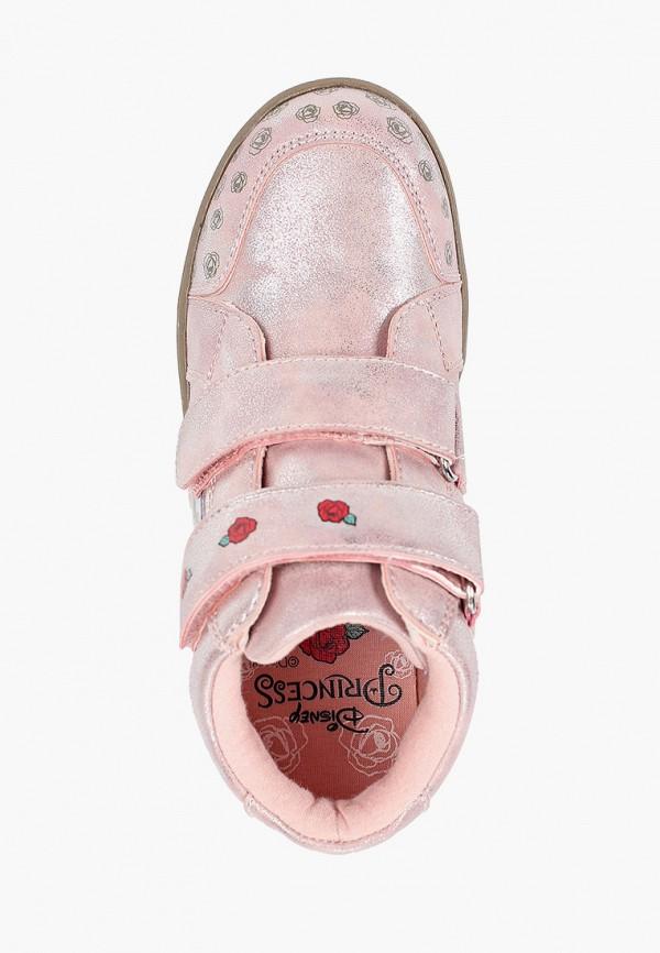 Кеды для девочки Disney цвет розовый  Фото 4