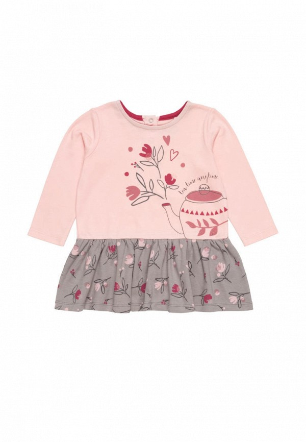 Платье Artie Artie  розовый фото