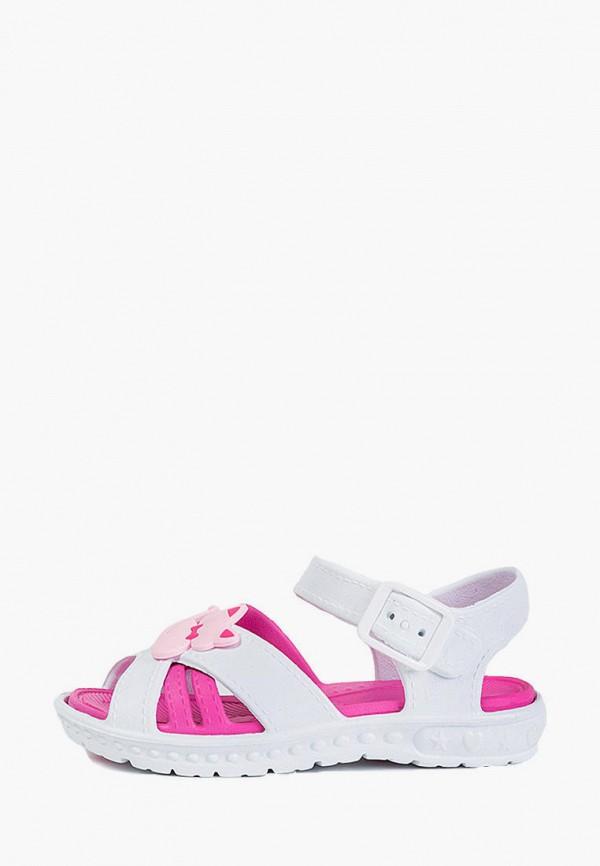 сандалии mursu для девочки, розовые