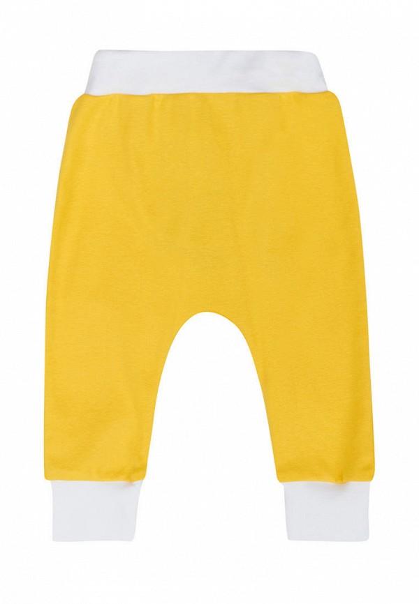 брюки garnamama для девочки, желтые