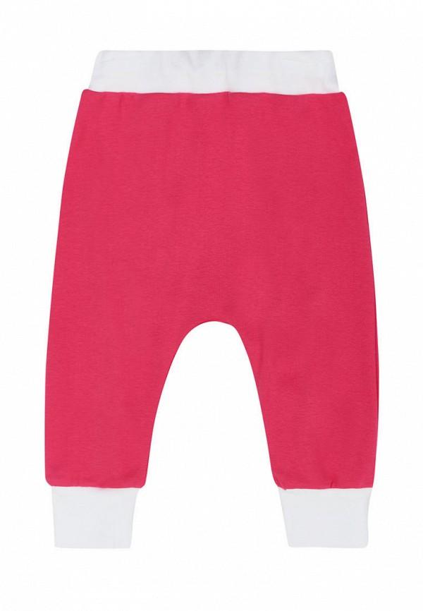 брюки garnamama для девочки, розовые